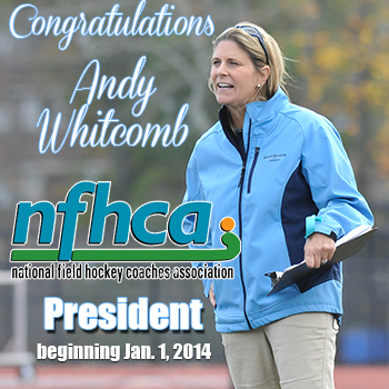 Andy Whitcomb Elected NFHCA President