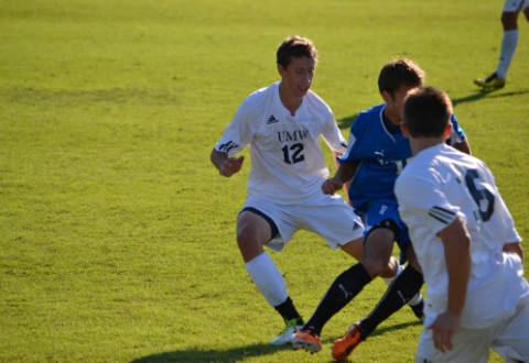 UMW Men's Soccer Tops Marymount, 2-1, to Remain Unbeaten in CAC Play