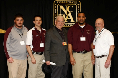 Final Day Blog Of 2010 NCWA Wrestling Nationals - Wrestlers Take Second In 2010 NCWA Nationals