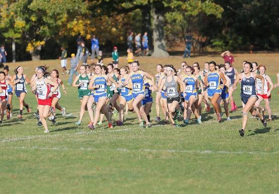 CROSS COUNTRY HOSTS 11TH ANNUAL SAINTS INVITATIONAL; NORWICH TOPS BOTH FIELDS