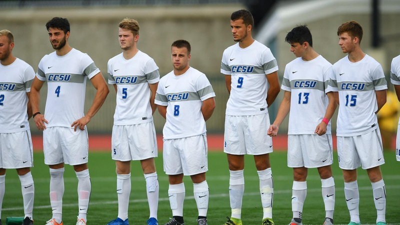 Men's Soccer Falls Short at Saint Francis U.