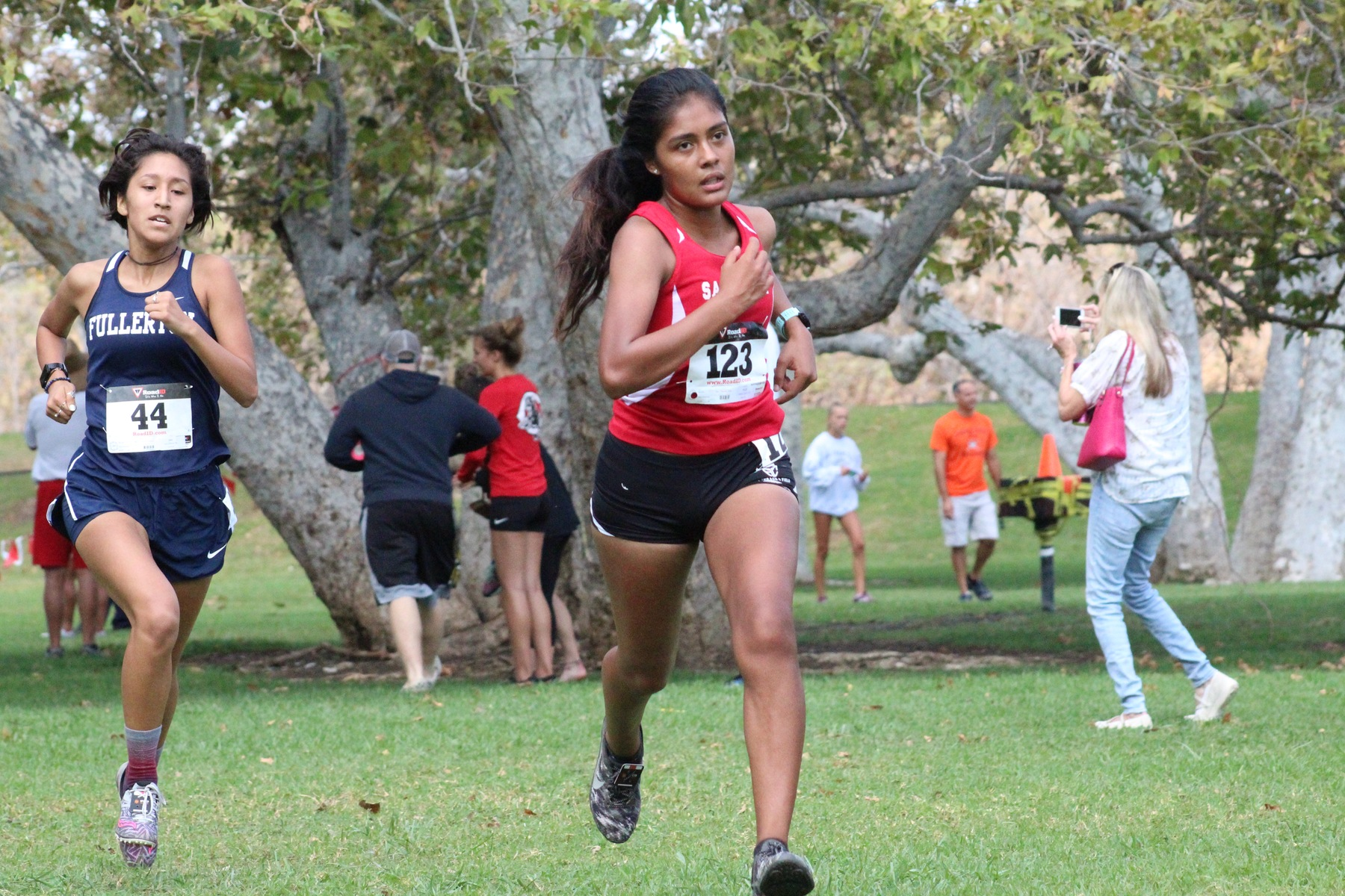 Santa Ana Cross Country Takes on the Field at the UCR Highlander Invitational