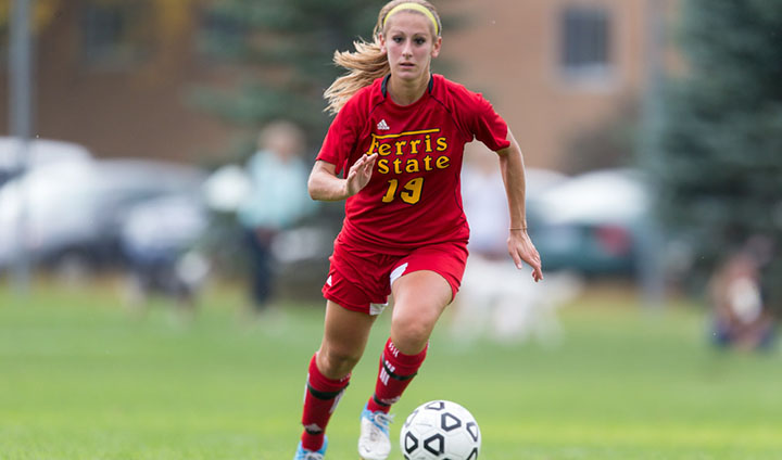 Ferris State Women's Soccer Announces Dates Of Spring Contests