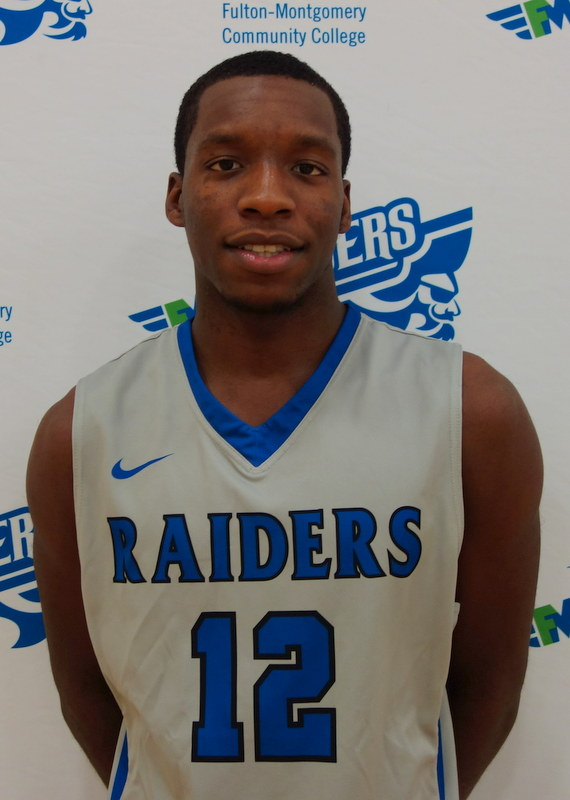 Men's Bsaketball Guard Number 12 Dante Morgan Roster Head-Shot