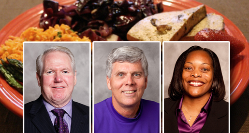 Final Football Insiders' Lunch is Monday; Basketball Lunches begin November 29
