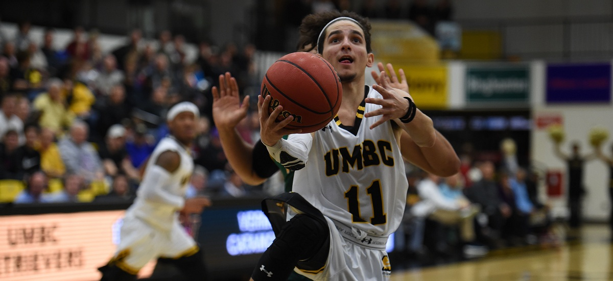 Maura Leads Six in Doubles as UMBC Knocks Off The Citadel, 98-72