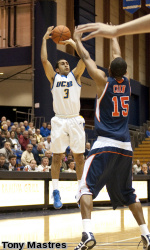 UCSB Travels to Long Beach State for ESPN2 Game Saturday