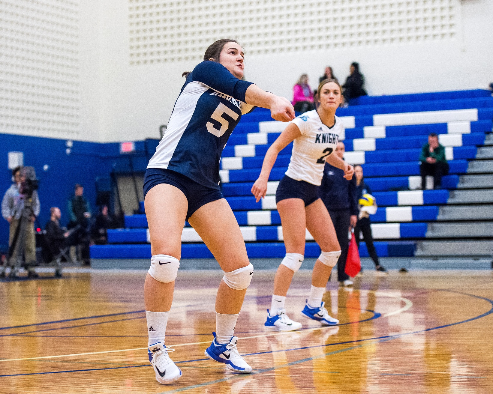 PREVIEW: Knights look for 4th consecutive victory in annual Volleyball Grad Game