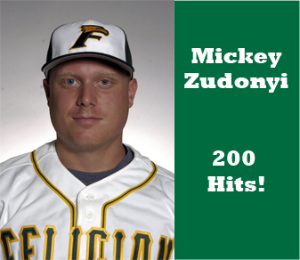 Zudonyi's 200th Hit Highlights Key Sweep Of Caldwell