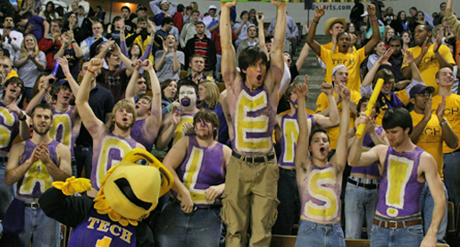 Golden Eagle 'fan experience' will be top priority at Eblen Center basketball games