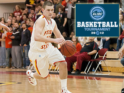 GLIAC Tourney: FSU Men Visit Michigan Tech