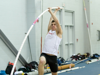 Cardinals Place Ninth at Indoor GLIAC Championships
