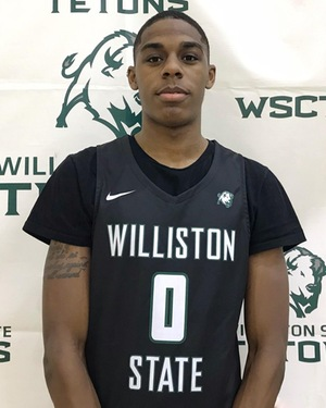 Devale Johnson, Men's Basketball, Sophomore, WSC, 11/7/18