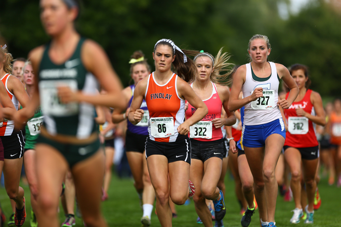 Oilers Start Season Strong at Ohio Wesleyan Invitational