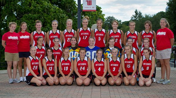 2010 Wittenberg Field Hockey