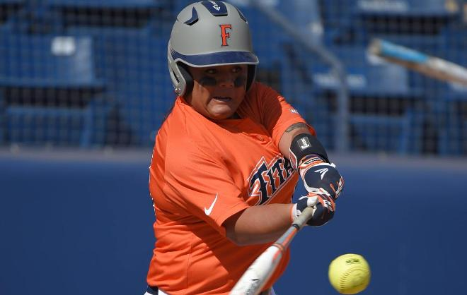 Taukeiaho's Grand Slam Powers Cal State Fullerton Past UCR