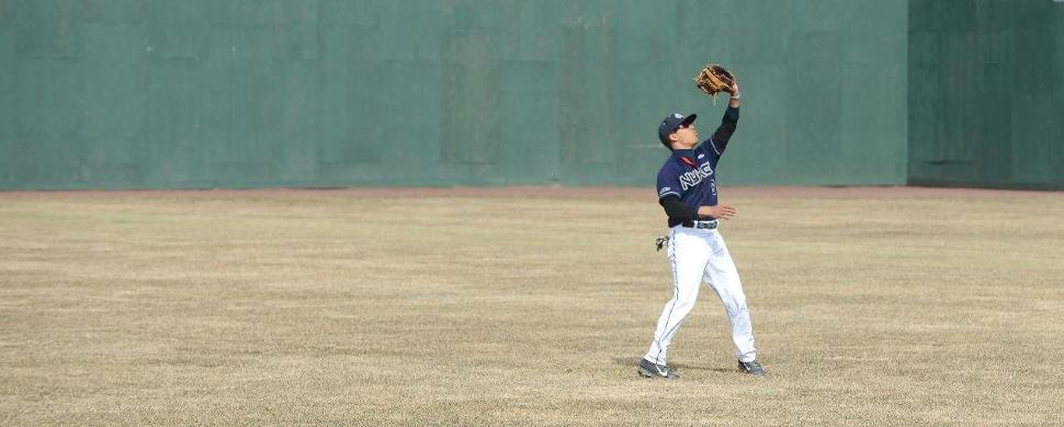 Baseball Split Wednesday Doubleheader with LIU Post and Bloomfield