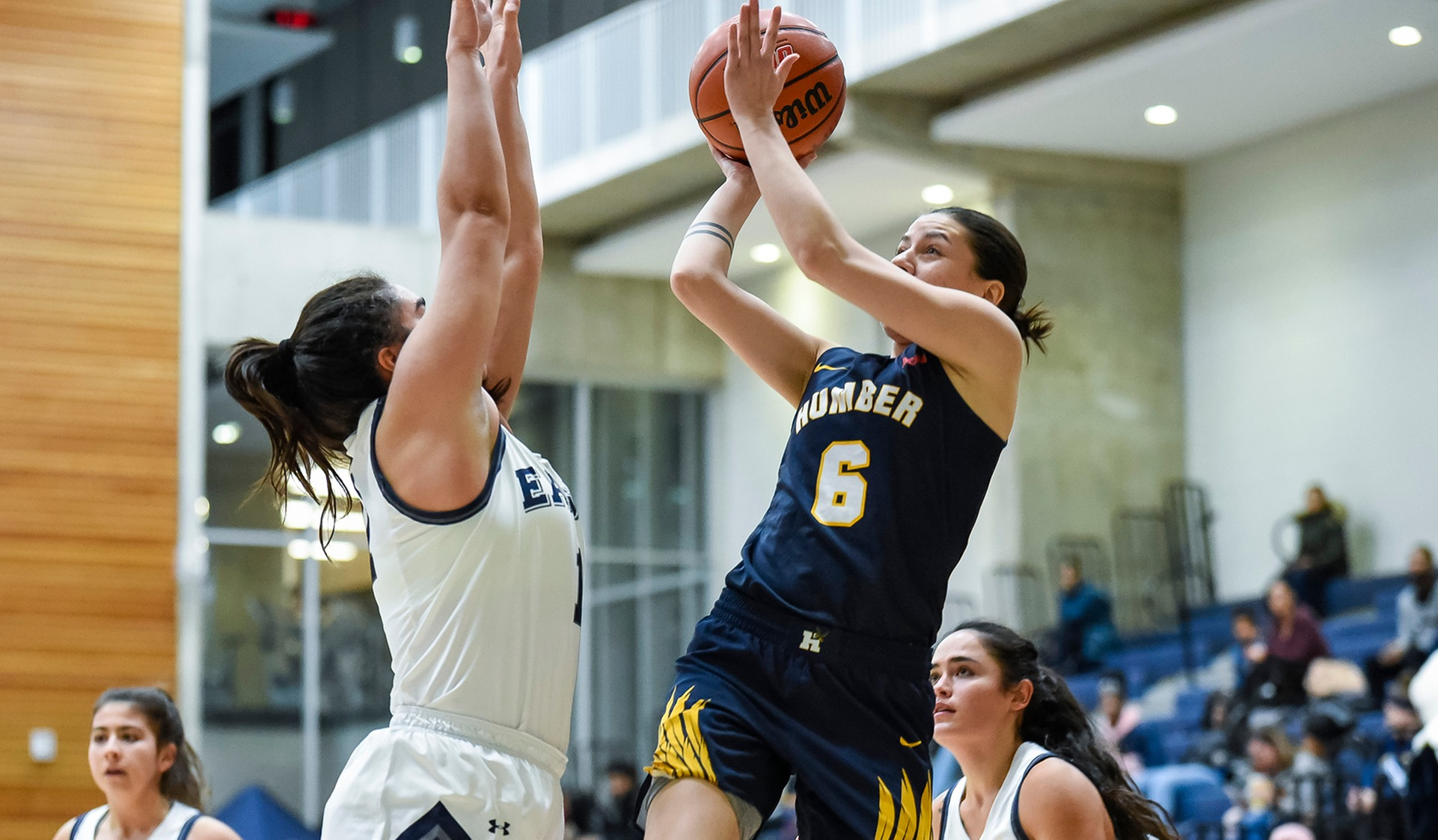 UNDERMANNED HAWKS KNOCKED OUT IN FIRST ROUND OF OCAA PLAYOFFS