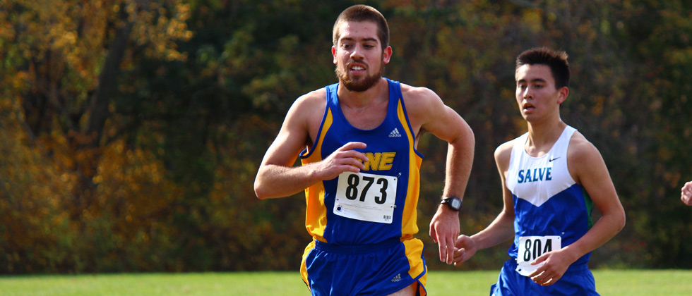 Men's Cross Country Finishes Seventh at CCC Championships