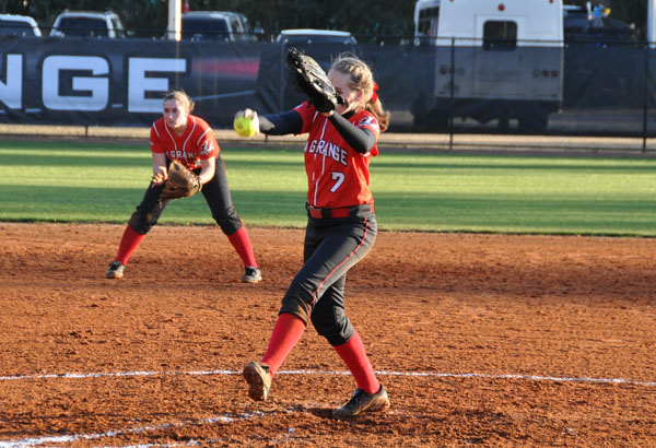 Softball: Ferrum edges Panthers twice in USA South doubleheader
