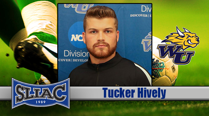 Feature Friday with Tucker Hively