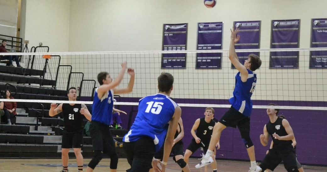 Saints Drop Three Matches in Final Day at Purple Raider Rumble