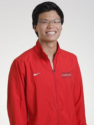 Winston Chu, Men's Swimming