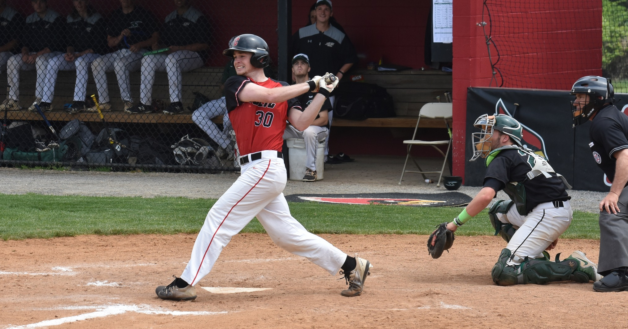 Cardinals Score 23 Runs in Sweep Against McDaniel