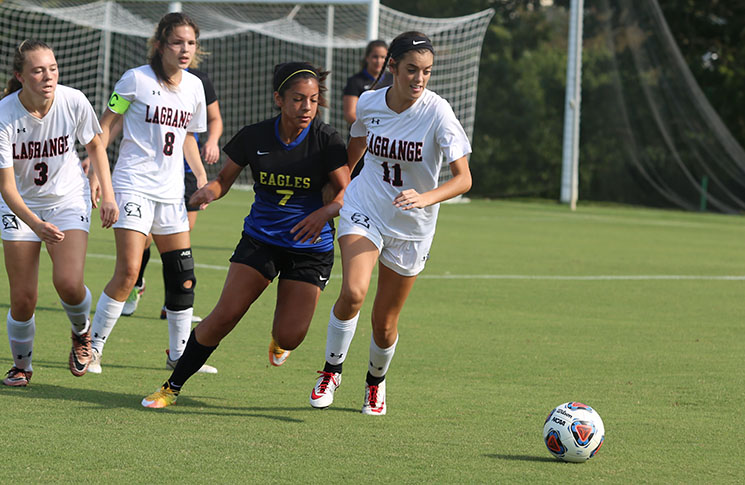 Women's Soccer: Trinity Baptist pulls away to down Panthers 4-1