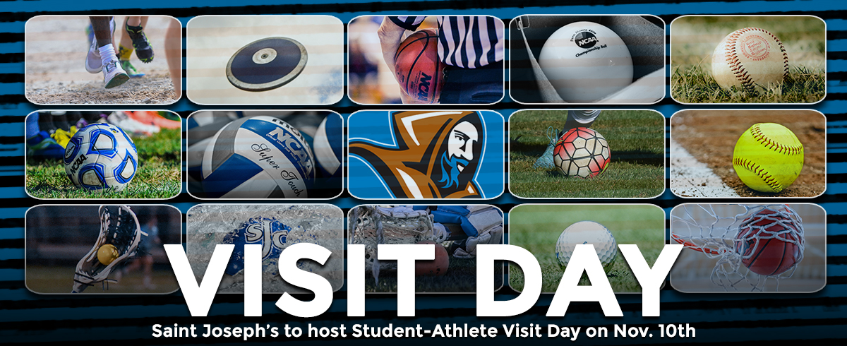 Saint Joseph's Set to Host Student-Athlete Visit Day