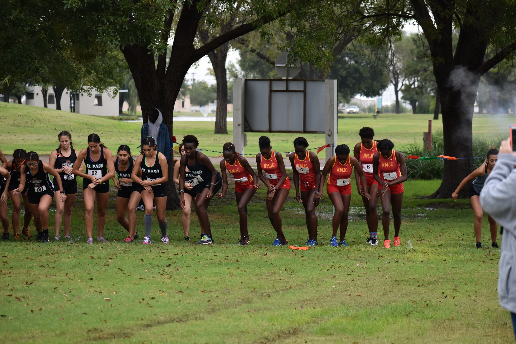New Mexico Junior College Cross Country Season in Review
