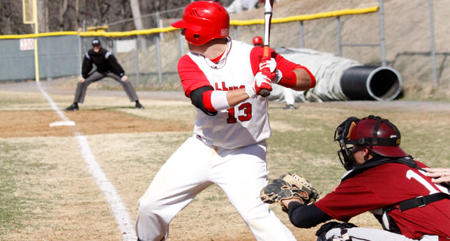LC Baseball Defeats Stevenson 11-8 in Home Opener
