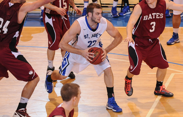 Monks Drop GNAC Opener, 77-68