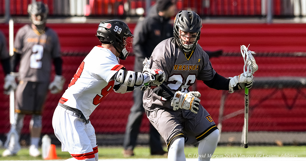Men's Lax Falls to Red Dragon Run