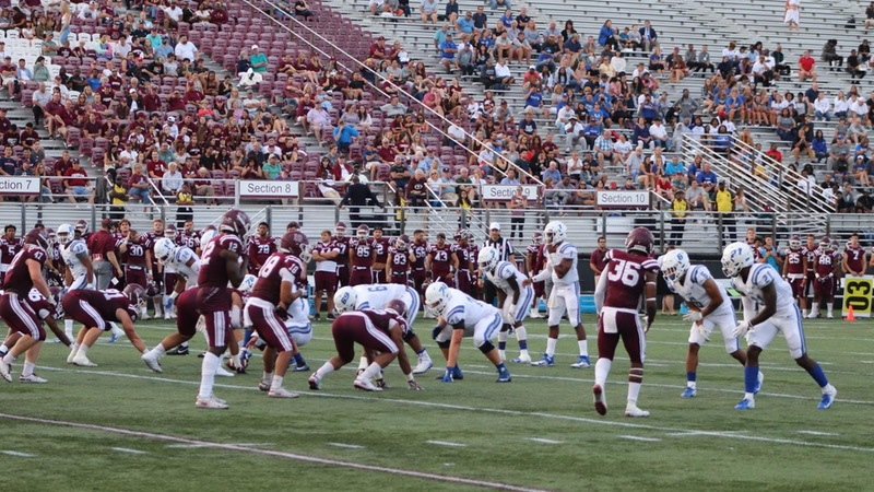 Blue Devils Open Season With 26-23 Road Victory at Fordham on Saturday