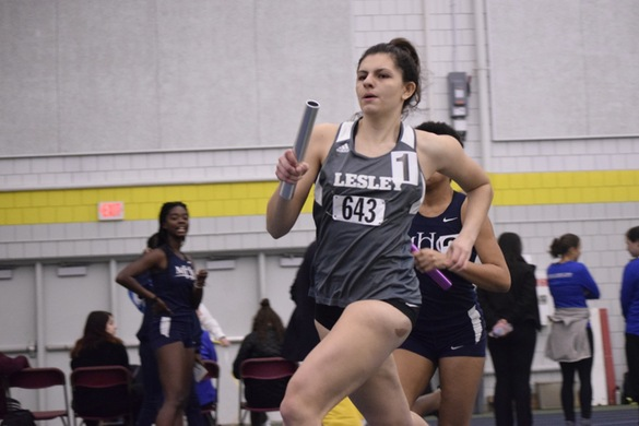Lesley Competes in Sean Collier Invitational