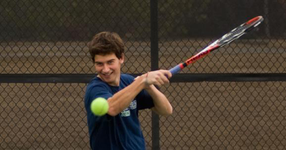 #11 Bobcat Men's Tennis Blows Out Hurricanes, 9-0