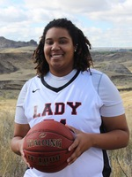 Lady Buc Pope Voted Player of the Week