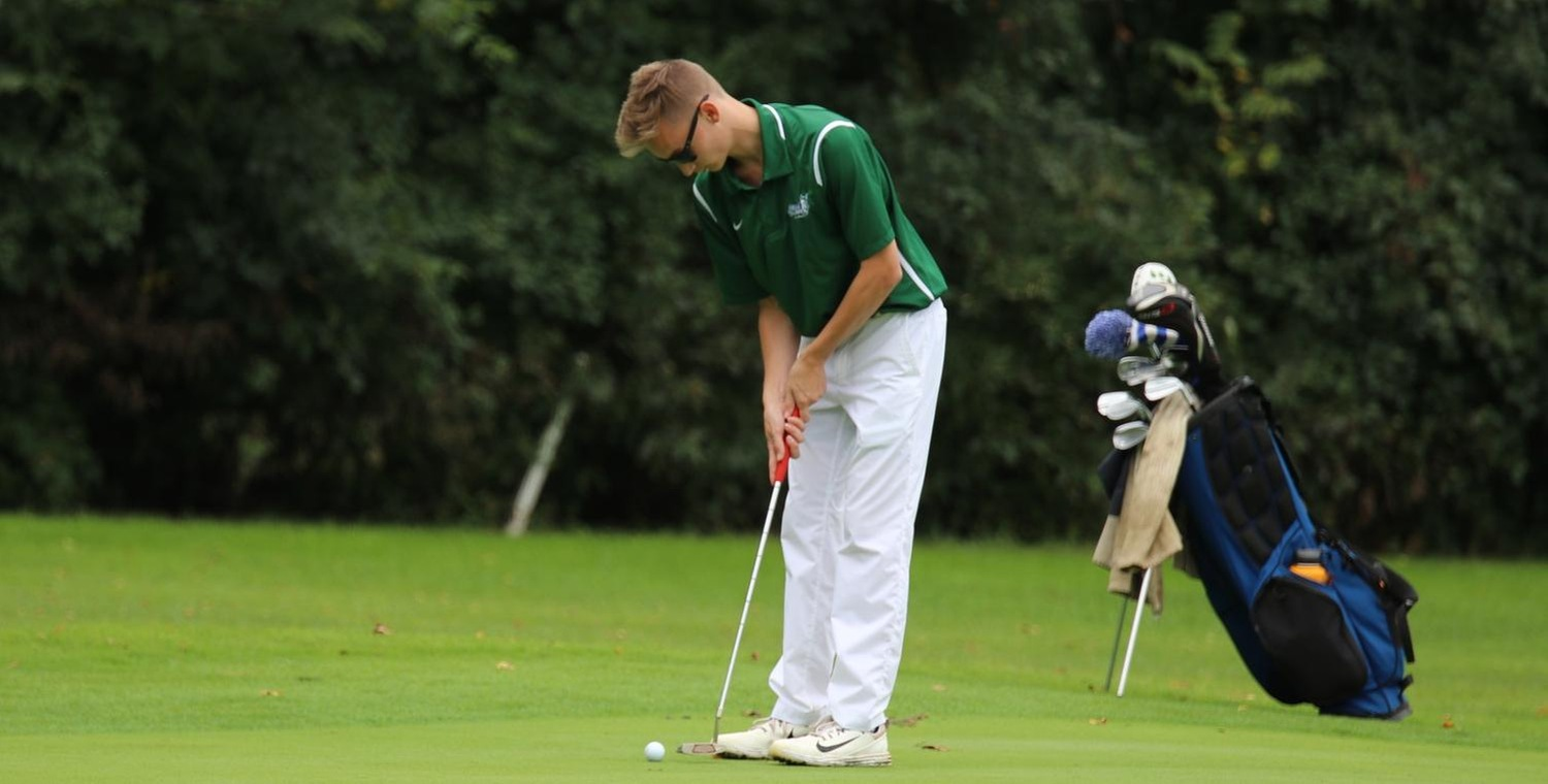 AJ Hranek leads Keuka, shooting an 84 on Saturday