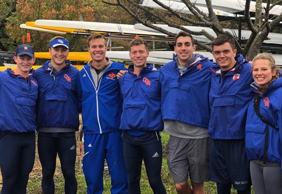 Bears Compete at Head of Schuylkill