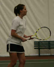 Women's Tennis Too Much For Bruins