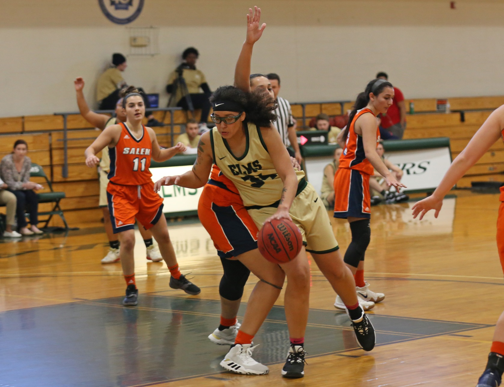 Women's Basketball Falls At Becker In NECC Action