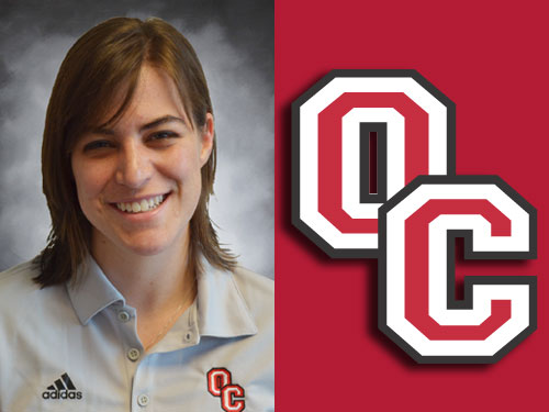 Knoche named head swimming and diving coach at Olivet College