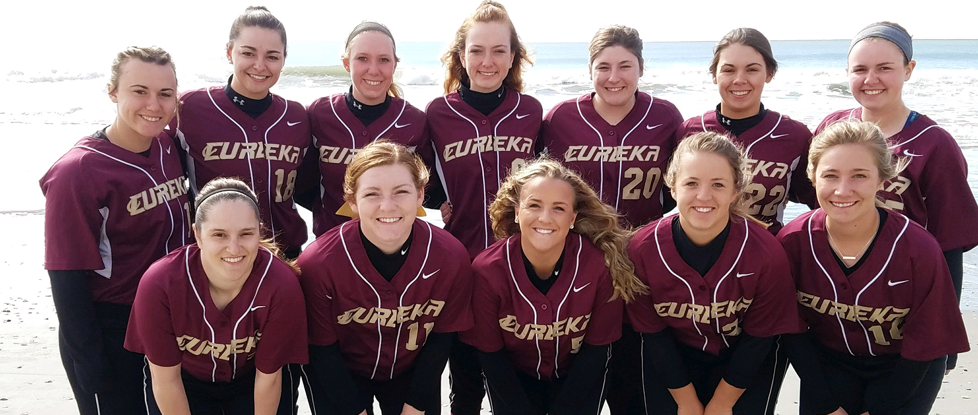 Eureka Sweeps Thursday, Finishes Spring Trip 7-1