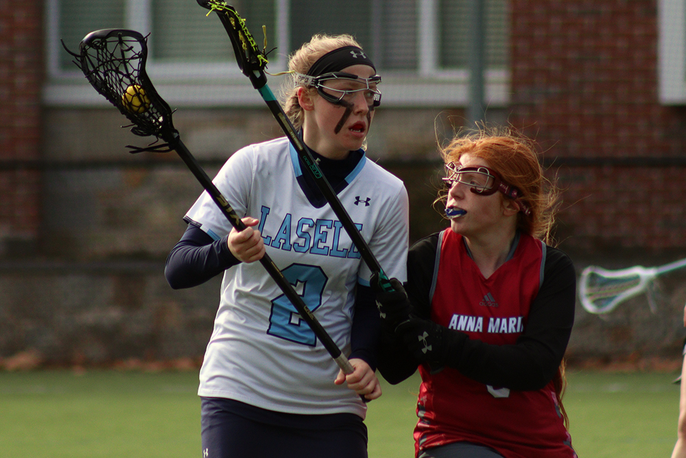 WLX: Lasell rolls along with GNAC win over Anna Maria