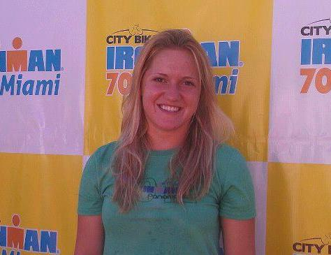 Anderson ('11) Wins Age Group in Ironman 70.3 Miami