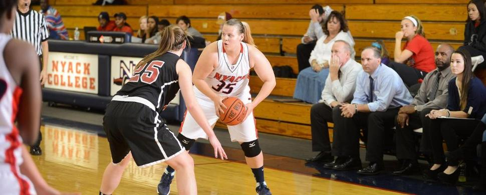 Women's Basketball Dropped By Post, 90-75, At Bowman Gym