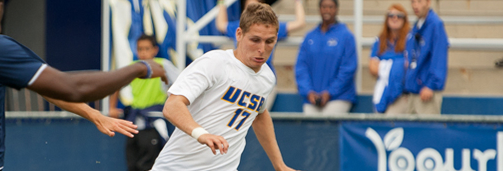 Gauchos Fall to UC Irvine, 2-0