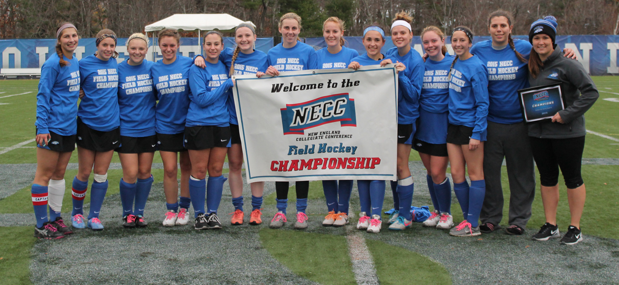 Field Hockey Captures NECC Championship