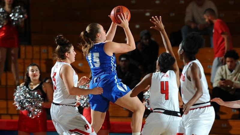 Blue Devils Post Season-High 20 Assists, Buffalo Tops Women's Basketball Saturday